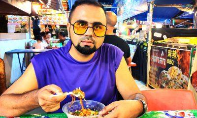 Pad Thai with Squid