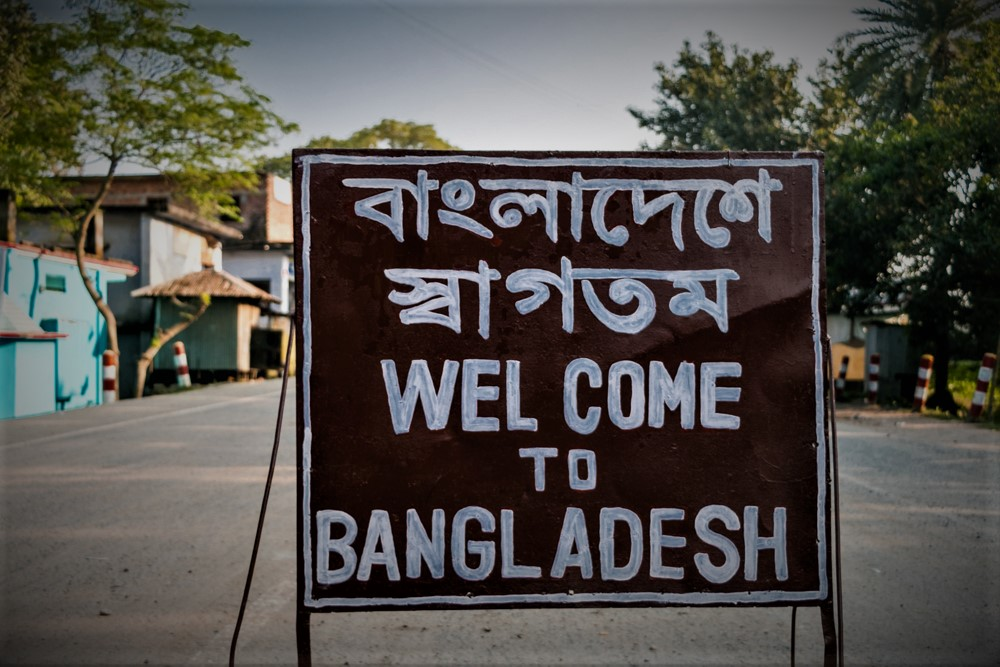 Bangladesh banned boarder