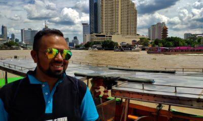 Dhaka to Bangkok